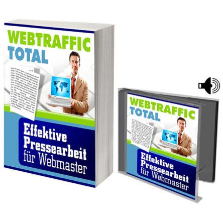 WEBTRAFFIC TOTAL – Effektive Pressearbeit für Webmaster